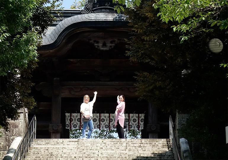 二荒山神社:通往过去的门户