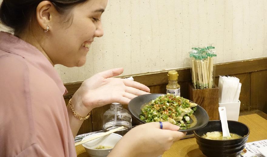 青源:味噌饺子