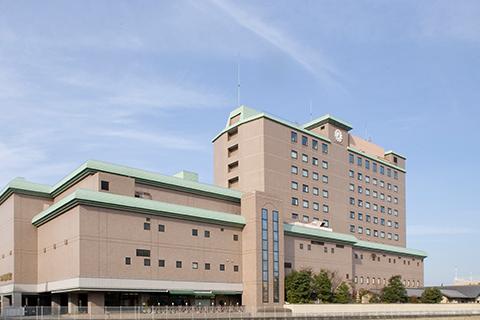 宇都宫东日本酒店(Hotel Higashinihon Utsunomiya)