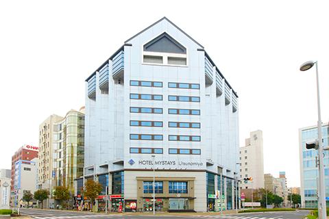 MYSTAYS 宇都宫酒店(Hotel Mystays Utsunomiya)