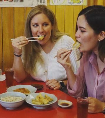 Eat Your Way Through the Gyoza City