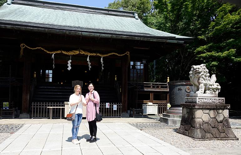 二荒山神社:通往過去的門戶