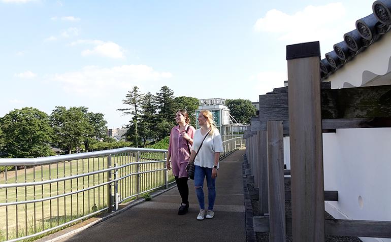 宇都宮城遺址公園